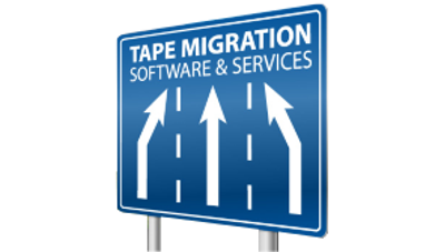 Mainframe Tape Migration Software and Services